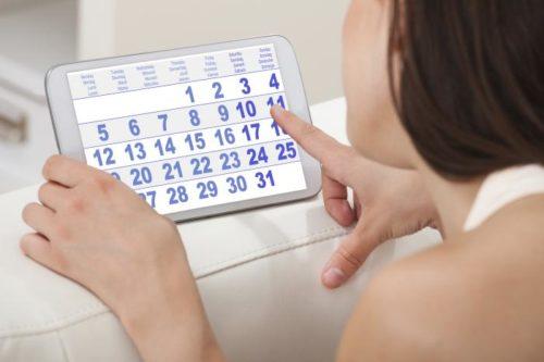Đổi lịch ngày âm dương nhằm sắp xếp công việc hợp lí